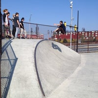 Photo taken at Bethlehem Skateplaza by Yvonne H. on 3/18/2012