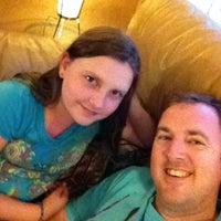 Photo taken at One Flight Up by Jesse K. on 3/21/2012