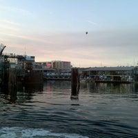 Photo taken at Bremerton Ferry Terminal by Jennifer R. on 9/5/2011