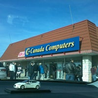 Photo taken at Canada Computers by Arthur H. on 11/19/2011