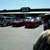 Photo taken at Cracker Barrel Old Country Store by Desiree F. on 4/7/2012