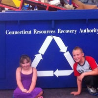 Photo taken at CT RRA Trash Museum by Debbie J. on 7/19/2011
