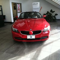 Photo taken at Co's BMW Center by Megan W. on 11/30/2011