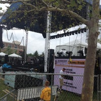 Photo taken at Bunbury Music Festival by Drew M. on 7/15/2012