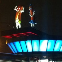 Photo taken at Superdawg Drive-In by Michael H. on 1/15/2011