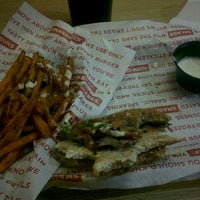 Photo taken at Smashburger by Josh J. on 1/24/2012