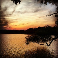Photo taken at Jamaica Pond by Andrew C. on 7/14/2012
