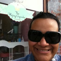 Photo taken at The Flying Cupcake by Chris M. on 7/7/2012