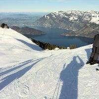 Photo taken at Klewenalp Ski Resort by Ruud J. on 12/26/2011