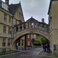 Photo taken at Bodleian Library by Balazs S. on 8/17/2011
