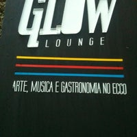 Photo taken at Glow Lounge by Caco L. on 12/2/2011