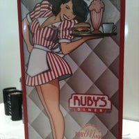 Photo taken at Ruby's Diner by Judy D. on 4/25/2011