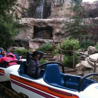 Photo taken at Matterhorn Bobsleds by Misti M. on 12/21/2010