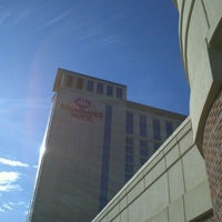 Photo taken at Renaissance Portsmouth-Norfolk Waterfront Hotel by Jeptha G. on 11/14/2011