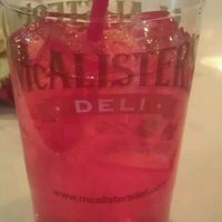 Photo taken at McAlister's Deli by Tina B. a. on 3/5/2012