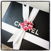 Photo taken at CHANEL Boutique by Ultimate Paris on 10/19/2011