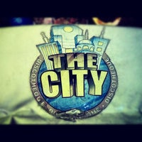 Photo taken at The City by mickelito07 on 9/1/2012