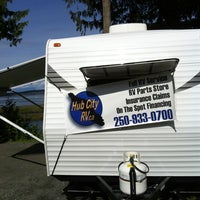 Photo taken at Living Forest Oceanside Campground by Hub City RV on 5/5/2012