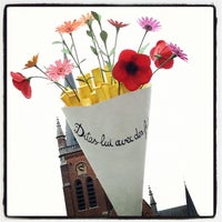 Photo taken at Spiegelplein / Place du Miroir by Willy C. on 4/7/2012
