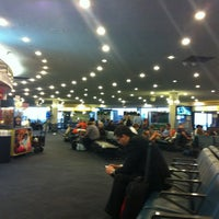 Photo taken at Terminal A by Ernest L. on 5/7/2012