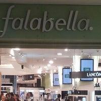 Photo taken at Falabella by batero G. on 5/30/2012