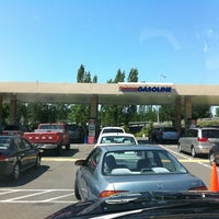 Photo taken at Costco Gas Station by Ruben A. on 7/1/2011