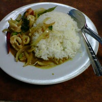Photo taken at ร้านอาหารชวนชิม by Khun9 Lee on 1/9/2012