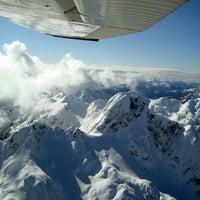 Photo taken at Whistler Mtn. Peak by Glacier Air on 11/30/2011