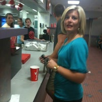Photo taken at Grotto Pizza by Danielle W. on 7/10/2011