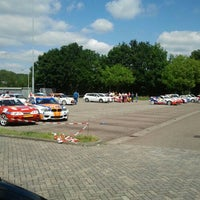 Photo taken at Automotive Campus by Michel M. on 6/2/2012