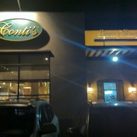 Photo taken at Conti's Bakeshop & Restaurant by Dominic B. on 8/12/2012