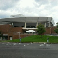 Photo taken at Bryce Jordan Center by steve o. on 10/14/2011