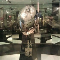 Photo taken at Pro Football Hall of Fame by sarah p. on 12/28/2011