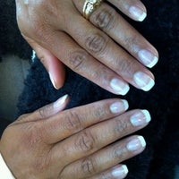 Photo taken at Beauty Nails by Kristin R. on 10/15/2011