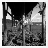 Photo taken at Bar Harbor Pier by Vices I Admire on 10/17/2011