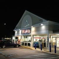 Photo taken at Wawa by Owen M. on 12/2/2011
