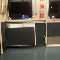 Photo taken at JFK AirTrain - Lefferts Boulevard by Norm N. on 12/20/2011