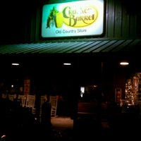 Photo taken at Cracker Barrel Old Country Store by Melvin on 11/13/2011