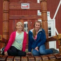 Photo taken at Long Family Orchard, Farm & Cider Mill by Avery T. on 10/16/2011