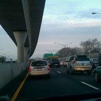 Photo taken at Van Wyck Expressway (I-678) by David M. on 12/22/2011
