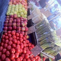 Photo taken at Haymarket Square Farmer's Market by Sophia N. on 3/23/2012