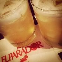Photo taken at El Parador by Peter C. on 5/4/2012