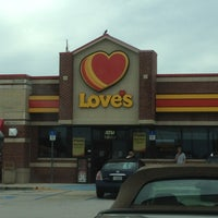 Photo taken at Love's Travel Stop by Eric L. on 6/23/2012