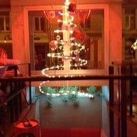 Photo taken at Café de Loge by Nesten on 1/9/2012