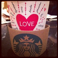 Photo taken at Starbucks by Livia F. on 2/9/2012