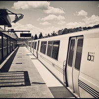 Photo taken at Walnut Creek BART Station by Timothy P. on 7/28/2012