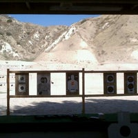 Photo taken at Angeles Shooting Ranges by Cody B. on 10/17/2011