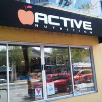 Photo taken at Active Nutrition by Valerie S. on 4/8/2011