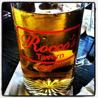 Photo taken at Rocco's Tavern by Jess C. on 4/15/2012