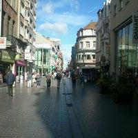 Photo taken at Kapellestraat by Frederick Z. on 9/12/2012